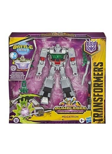 Transformers Transformers Cyberverse Figür Megatron E8227-E8378 Renkli